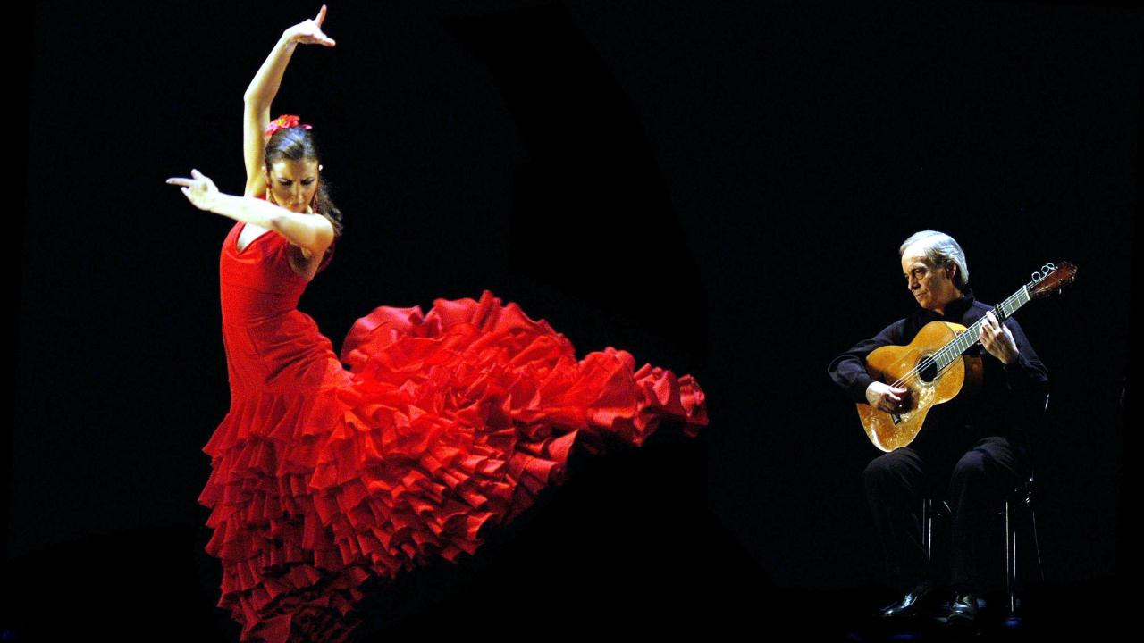 Flamenco Night Event
